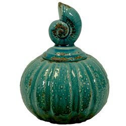 Antiquated Pumpkin Replica Canister