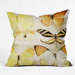 Chelsea Victoria Sherbert Dreams Throw Pillow