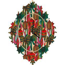 Aimee St Hill Baubles Wall Clock