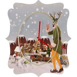 Natt Rudolph Wall Clock