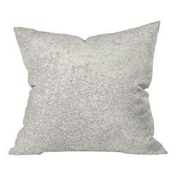 Social Proper Snowballs Throw Pillow
