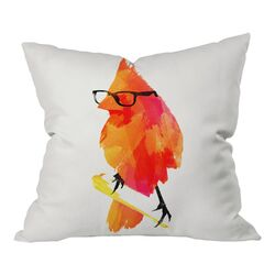 Robert Farkas Throw Pillow