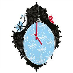 Rachael Taylor Bauble Magic Wall Clock