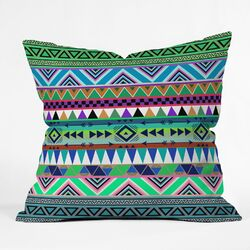 Bianca Green Esodrevo Indoor/Outdoor Polyester Throw Pillow