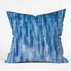 Jacqueline Maldonado Rain Indoor / Outdoor Polyester Throw Pillow