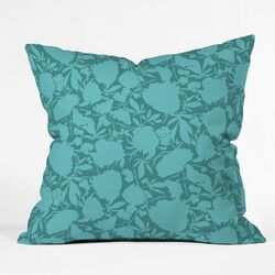 Khristian A Howell Bryant Park 1 Indoor / Outdoor Polyester Throw Pillow