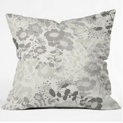 Khristian A Howell 1 Woven Polyester Throw Pillow