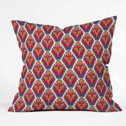 Arcturus Rococo Polyester Throw Pillow