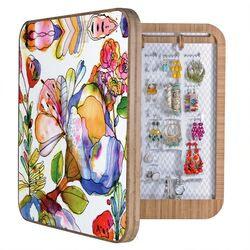 CayenaBlanca Blossom Pastel Jewelry Box