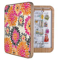 Andrea Victoria Summer Tango Floral Jewelry Box