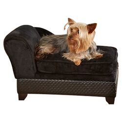 Ultra Plush Storage Dog Sofa III