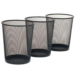 6-Gal Mesh Waste Basket