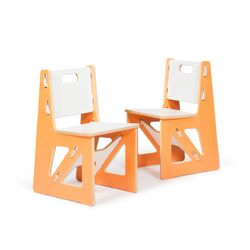 Kid's Desk Chairs (Set of 2)