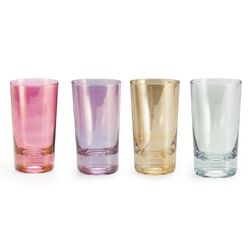 Chez Elle Luster Highball Glass
