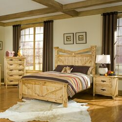 Harden Manufacturing Veracruz Panel Bedroom Collection | Wayfair