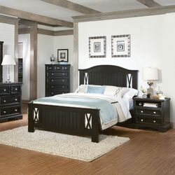 Harden Manufacturing Bear Creek Panel Bedroom Collection | Wayfair