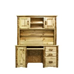 Lark Manor Toulouse Computer Desk With Hutch Amp Reviews