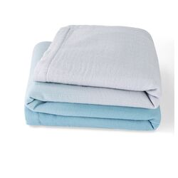 Merino Muslin Dream Cotton Blanket
