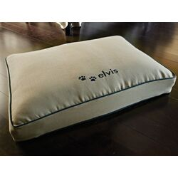Rio Linen Floor Pillow