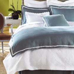 Peacock Alley-Calypso 400 Thread Count Fitted Sheet