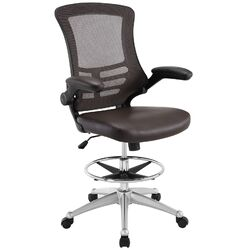 Attainment Mid-Back Drafting Chair