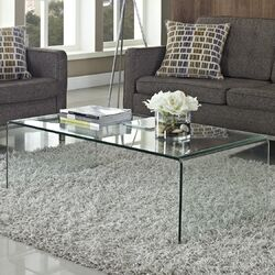 Transparent Coffee Table