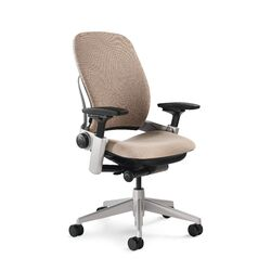 Leap� 3D-Mesh/Fabric Office Chair
