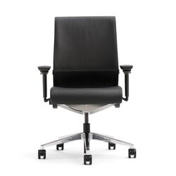 Think� Leather Office Chair
