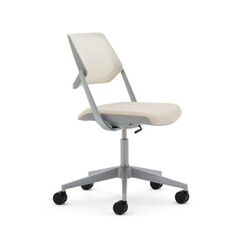 Mesh QiVi Office Chair with No Arms