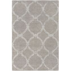 Urban Lainey Hand-Tufted Grey Area Rug