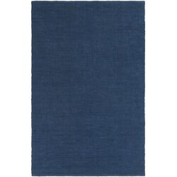 HawaII Jane Hand-Woven Blue Area Rug