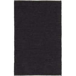 Purity Sydney Hand-Woven Black Area Rug
