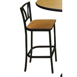 Elo Cafe Square Stool