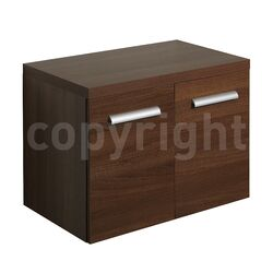 Bauhaus Design 70cm Bathroom Unit