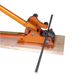 Manual Rebar Bender/Cutter