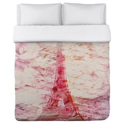 Oliver Gal Love Letters Duvet Cover Collection