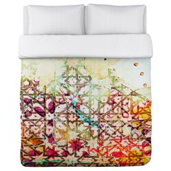 Nights Geometric King Duvet Cover Collection