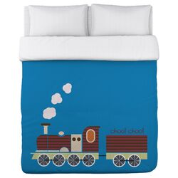 Charlie Train Duvet Cover Collection