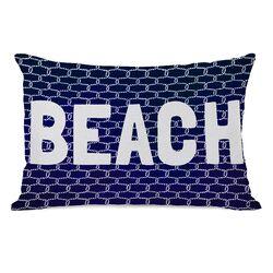 Beach Knot Pillow