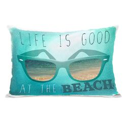 At the Beach Pillow