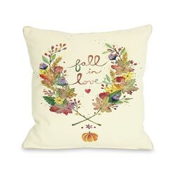 Fall in Love Pillow