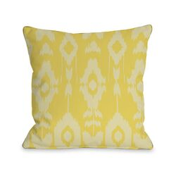 Forever Ikat Pillow