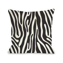 Raffi Zebra Pillow