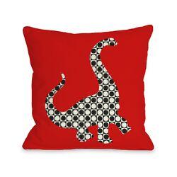 Camasaurus Pillow