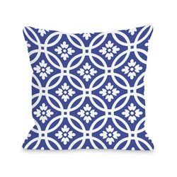Meredith Circles Pillow