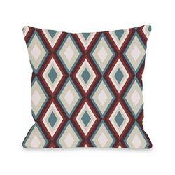 Neil Diamond Turquoise Pillow