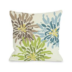 Lowell Floral Pillow