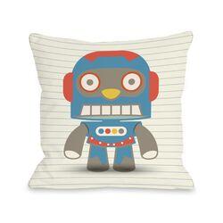 Stanley's Robot Pillow