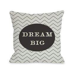 Dream Skinny Chevron Pillow
