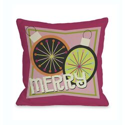 Merry Bright Pillow